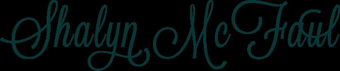 Shalyn McFaul Logo