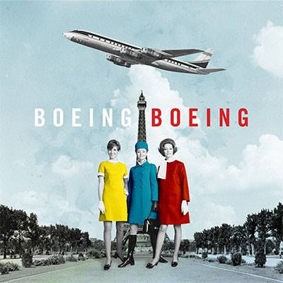 Boeing Boeing at Hart House Theatre