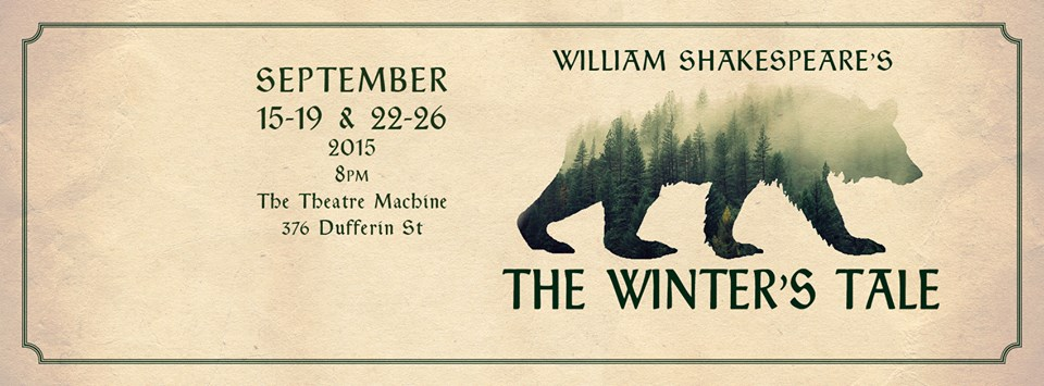 The Winter's Tale | Leroy Street Theatre