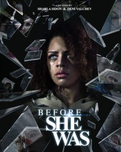 Before She Was Poster